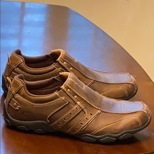 Leather Skechers Size 11